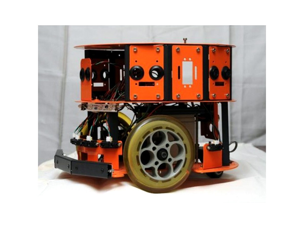 HCR-Mobile robot platform with sensors and microcontroller[ROB0021]