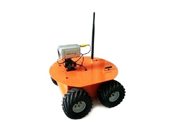4WD Outdoor Mobile Platform[ROB0001]