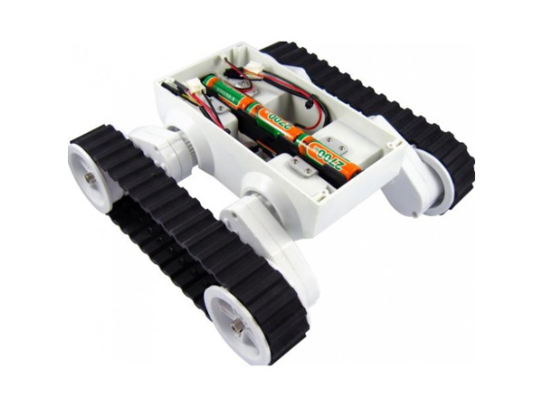 Rover 5 Tank Chassis (2 motors with 2 Encoders)[ROB0055-E]