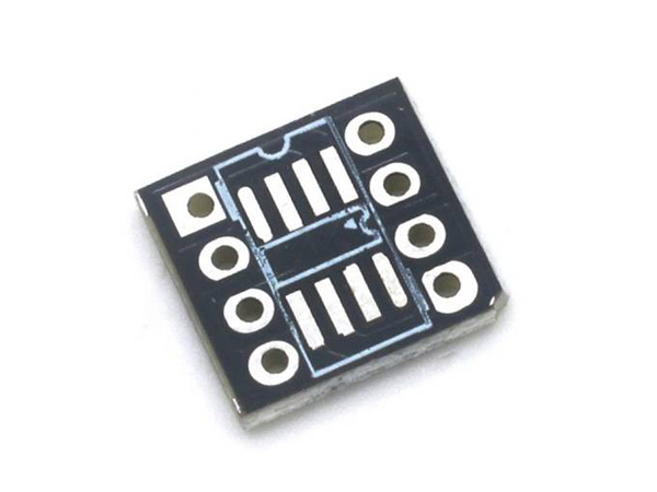 SOP8 to DIP8 Adapter/Breakout Board [IM120718011]
