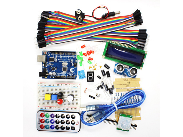 [리퍼상품] Arduino Advanced Kit [NT000121M]