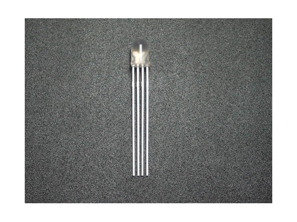 5mm Triple Output LED RGB - Common cathode (20 PCs) [NT104990023]