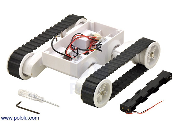 Dagu Rover 5 Tracked Chassis with Encoders