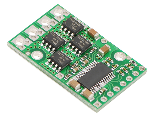 Pololu High-Power Motor Driver 24v12
