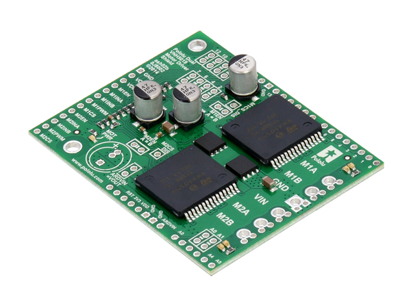Pololu Dual VNH5019 Motor Driver Shield for Arduino