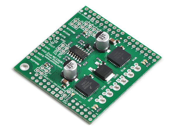 Pololu Dual MC33926 Motor Driver Shield for Arduino