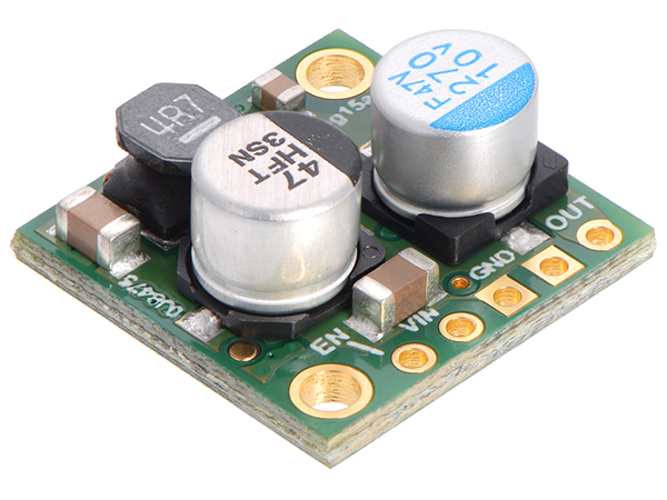 Pololu 6V, 2.5A Step-Down Voltage Regulator D24V25F6