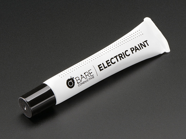 Bare Conductive Paint Pen - 10mL [ada-1306]