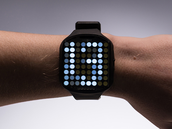 TIMESQUARE DIY Watch Kit - White Display Matrix [ada-1226]