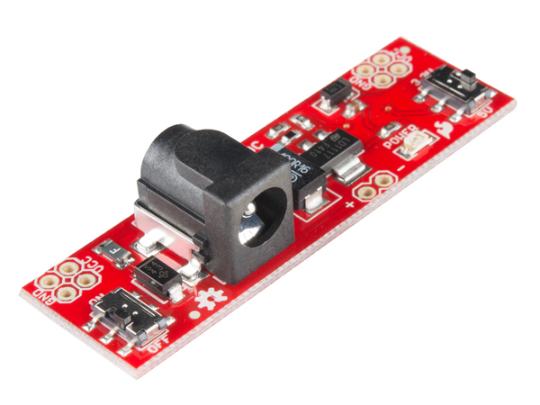 SparkFun Breadboard Power Supply Stick - 5V/3.3V [PRT-13032]