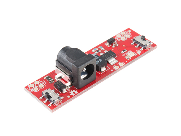 SparkFun Breadboard Power Supply Stick - 3.3V/1.8V [PRT-13157]