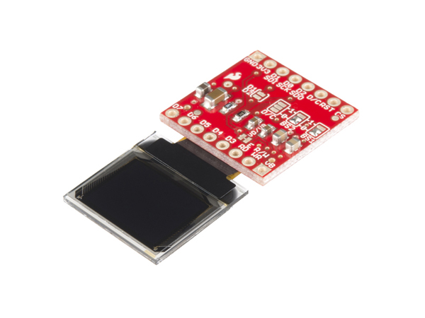 SparkFun Micro OLED Breakout [LCD-13003]