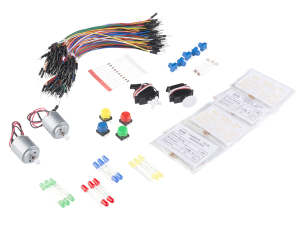 SparkFun Inventor's Kit Parts Refill Pack [LAB-13110]