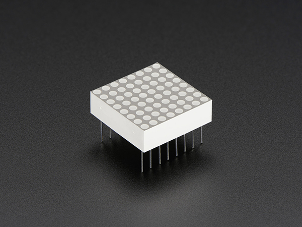Miniature 8x8 Yellow-Green LED Matrix [ada-861]