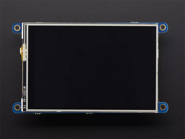 PiTFT Plus 480x320 3.5' TFT+Touchscreen for Raspberry Pi - Pi 2 and Model A+ / B+ [ada-2441]