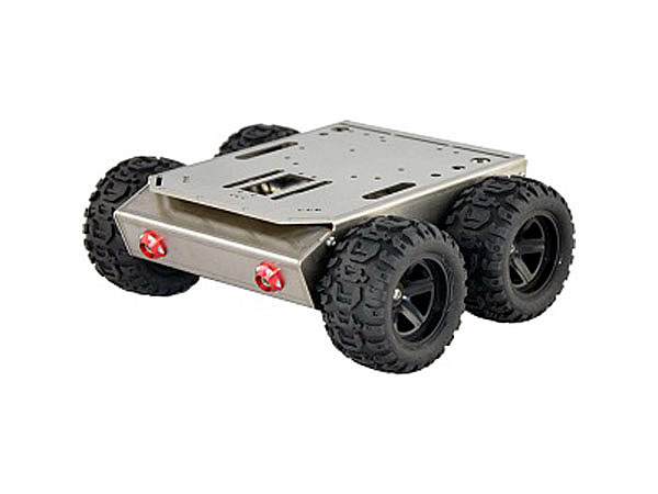 Iron Man-2 4WD Wheel Chassis for Arduino (KCH0202)