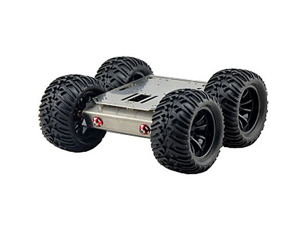Iron Man-3 4WD All Terrain Chassis for Arduino (KCH0203)