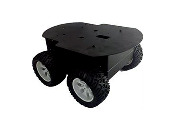 all terrain 4WD chassis for research