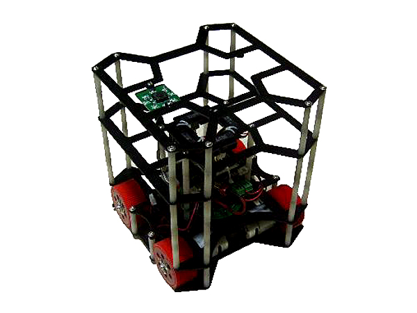 Soccer Competition Robot