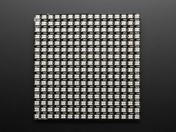 Flexible 16x16 NeoPixel RGB LED Matrix [ada-2547]