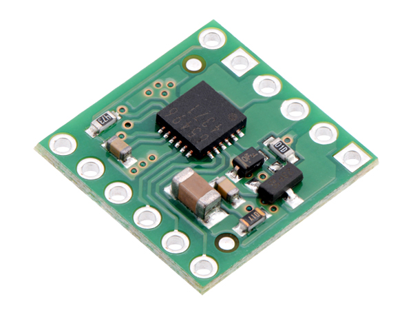 BD65496MUV Single Brushed DC Motor Driver Carrier