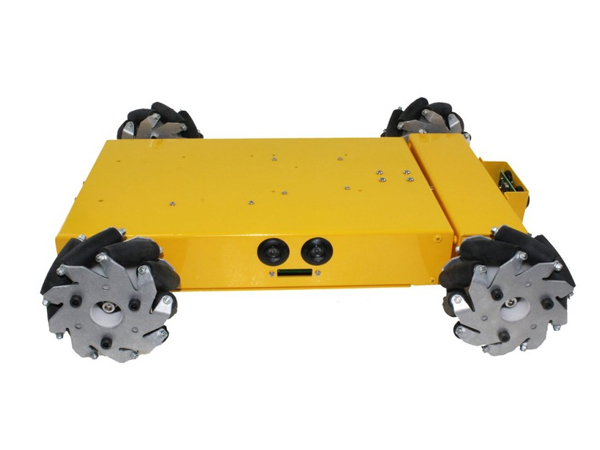 4WD 100mm Mecanum Wheel Robot kit [NX-10011]