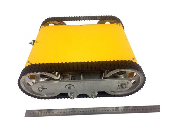 Heavy Duty Tracked Mobile Tank Robot Kit [NX-10023]