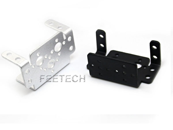 Aluminum Multi Purpose Robot Servo Bracket 58mm [FK-MB-001]