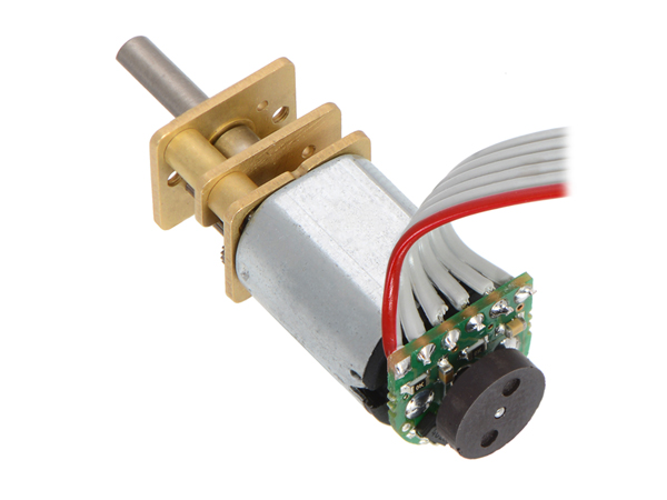 30:1 Micro Metal Gearmotor HPCB with Extended Motor Shaft
