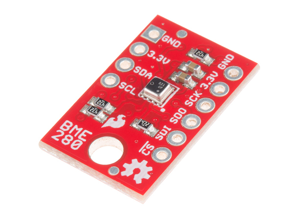 SparkFun Atmospheric Sensor Breakout - BME280  [SEN-13676]