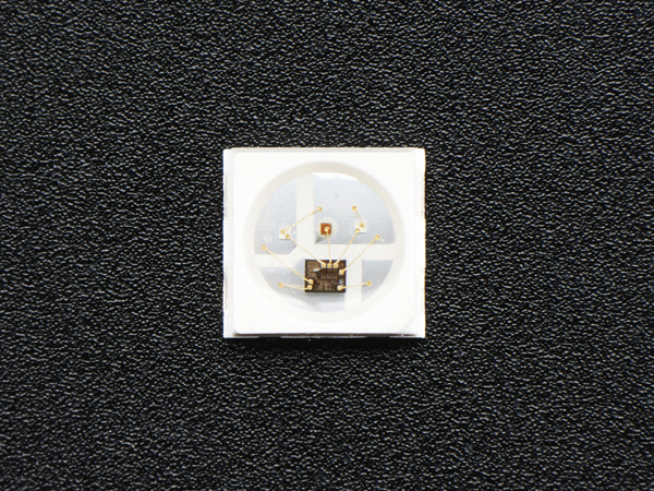 NeoPixel Mini 3535 RGB LEDs w/ Integrated Driver Chip - White - Pack of 10  [ada-2659]