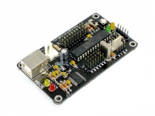 16 Channel Servo Controller