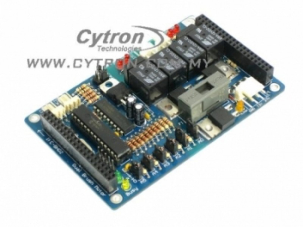 DC모터드라이버(IFC - Dual Brush Motor Card)