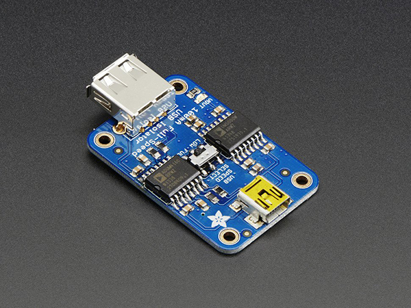 Adafruit USB Isolator - 100mA Isolated Low/Full Speed USB [ada-2107]
