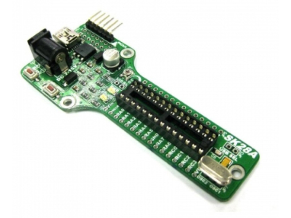 28 Pins PIC Start-up Kit