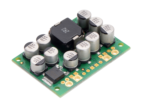 Pololu 7.5V, 15A Step-Down Voltage Regulator D24V150F7