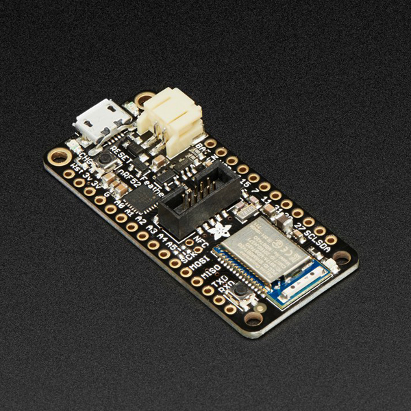 Adafruit Feather nRF52 Pro with myNewt Bootloader - nRF52832 [ada-3574]