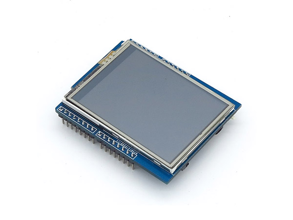 아두이노 2.4인치 TFT LCD Touch Shield V2 [IM160418001]