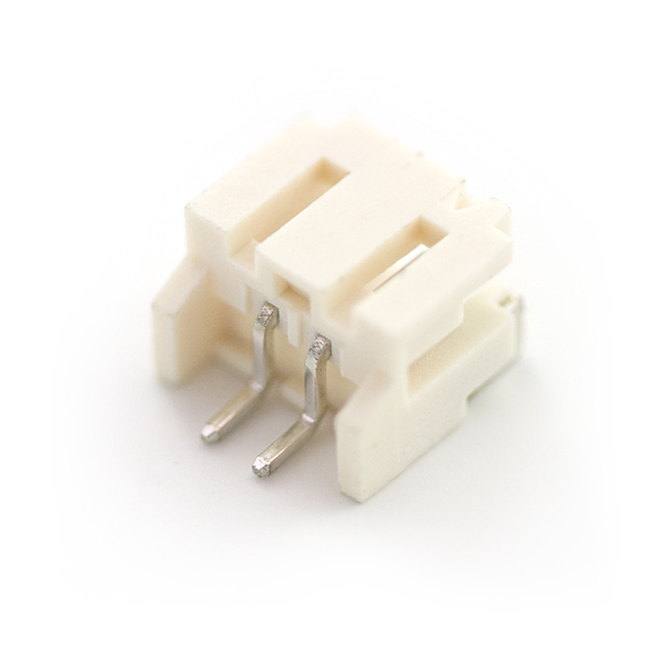 JST Right Angle Connector - White [PRT-08612]