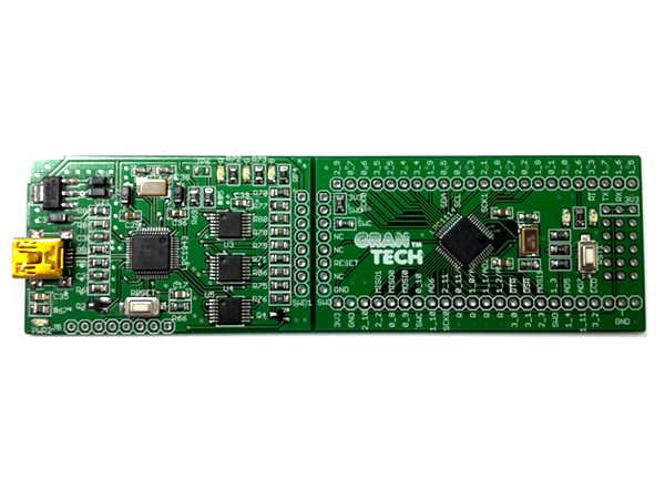 Cortex M0 LPC1114 개발킷 with JTAG SWD (CoCoBoard)