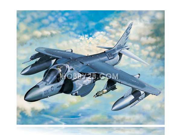 [프라모델]1/32 AV-8B Harrier II Plus