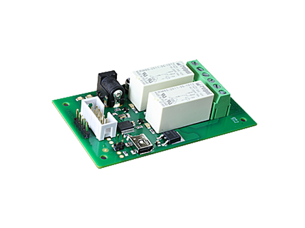 SCR02-Intelligent Relay Controller