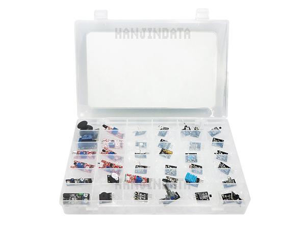 초보자용 아두이노 37종 센서키트(Arduino Sensor Kit)