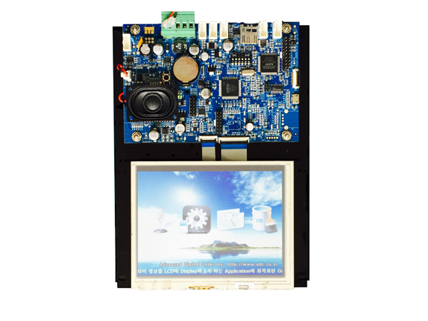 LCD Touch Panel (F-3501)