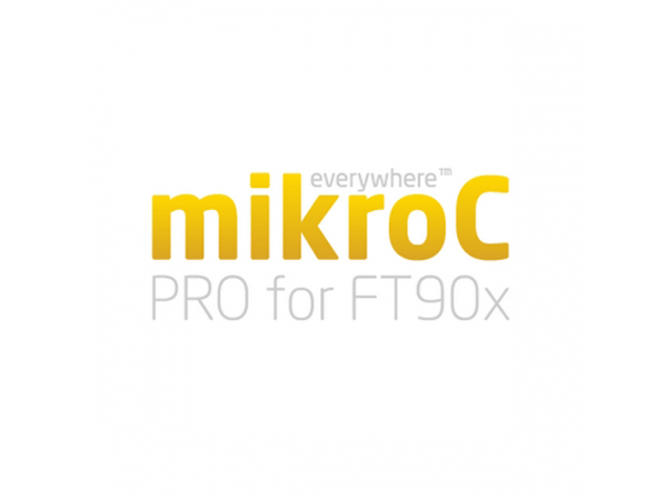 FTDI사 FT90x용 mikroC 컴파일러 (mikroC PRO for FT90x - License Activation Card)
