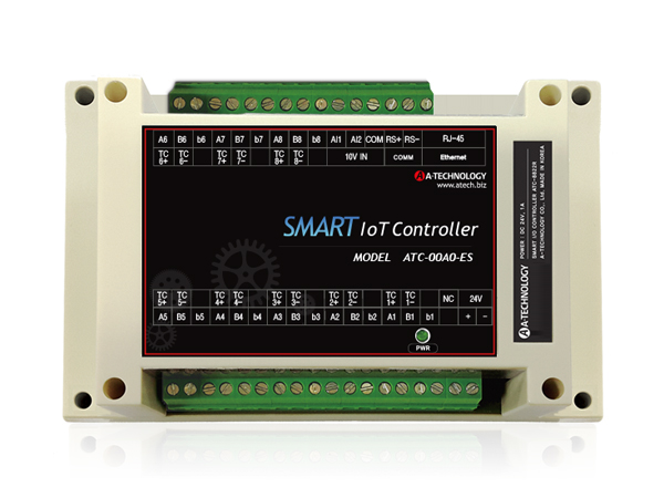 SMART IOT Controller (Ethernet+Bluetooth) [ATC-00A0-EB]