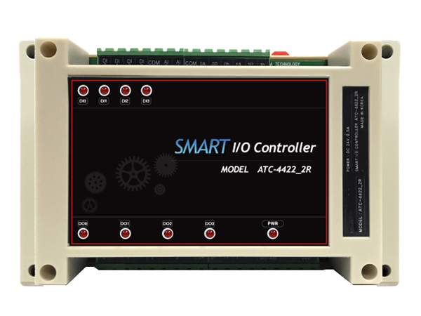 SMART IOT Controller (Ethernet+Serial) [ATC-4422_2R-ES]