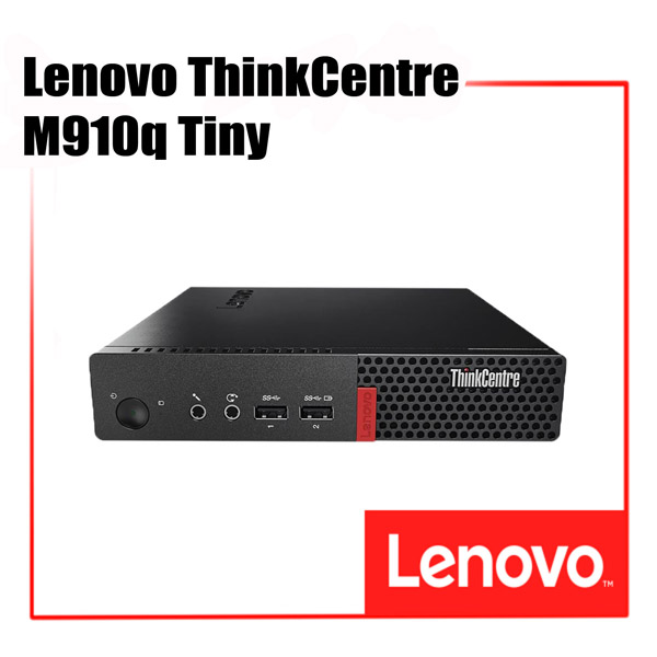 [디지탈노뜨 정품][10MU-S3H100] Lenovo ThinkCentre M Series Tiny M910q Tiny Desktop