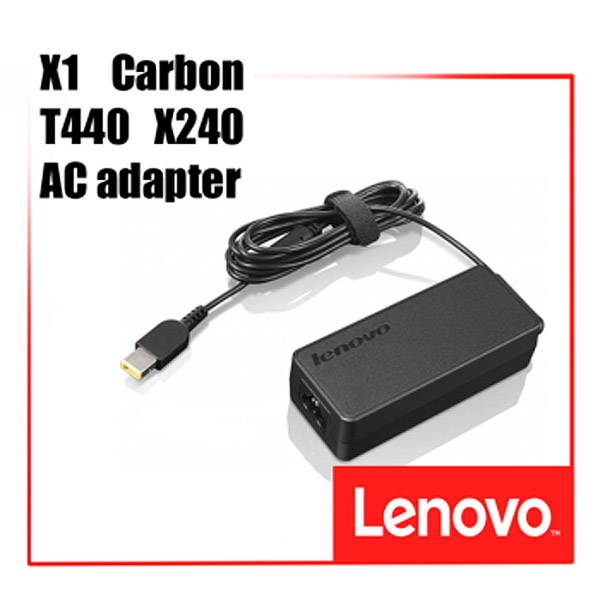 [디지탈노뜨 정품][0A36271] Lenovo ThinkPad 65W AC Adapter (Slim Tip)