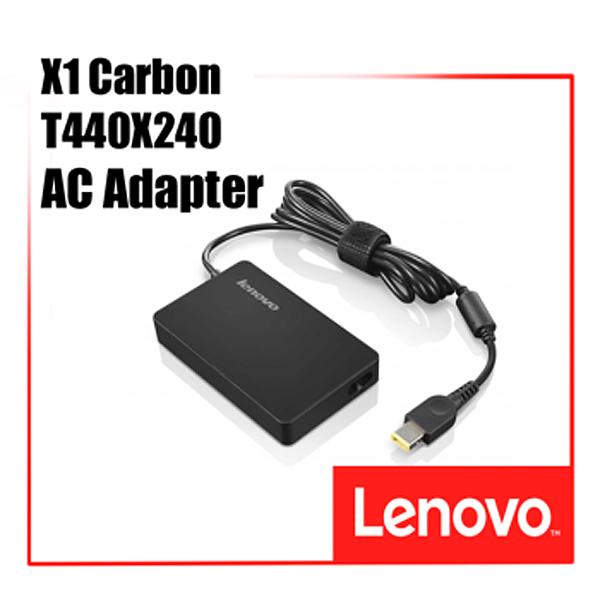 [디지탈노뜨 정품][0A65802] Lenovo ThinkPad 65W Slim AC Adapter (Slim Tip)
